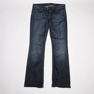 7 Of All Mankind Boot Cut Jeans